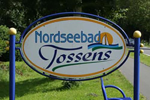 Ferien im Nordseebad Tossens