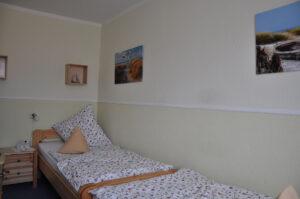 Schlafzimmer Kinder Ferienhaus Tossens Nordsee